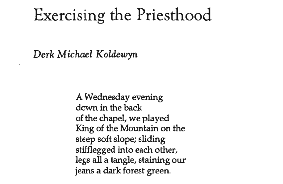 Exercising the Priesthood
