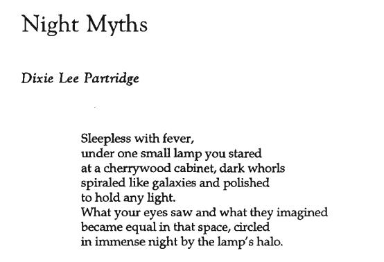 Night Myths