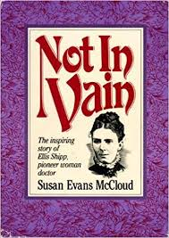 In Silence She Speaks: Not in Vain by Susan Evans McCloud