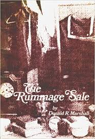 Intimate Portraits: The Rummage Sale by Donald Marshall
