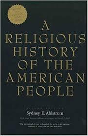 Mormonism as an Eddy in American Religious History: A Religious History of the American People by Sydney Ahlstrom