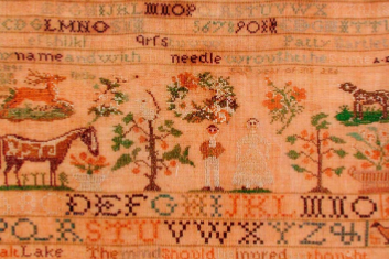 Remember Me: Discursive Needlework and the Sewing Sampler of Patty Bartlett Sessions