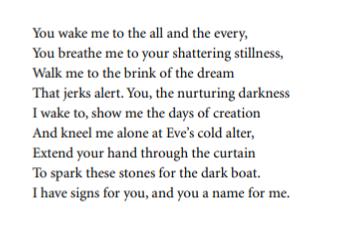 Dream Psalm