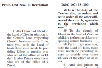 Early Mormon Priesthood Revelation: Text, Impact, and Evolution