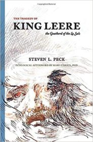 """Review: """"Is this the Promised End?""""  Steven L. Peck. The Tragedy of King Leere, Goatherd of the La Sals."""