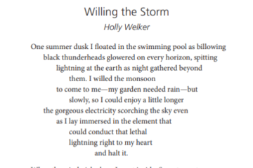 Willing the Storm
