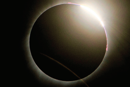 ART NOTES: Totality & Light