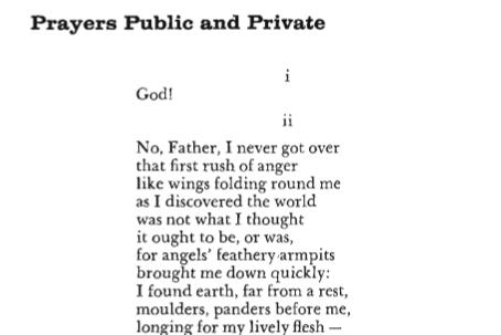 PRAYERS PUBLIC AND PRIVATE