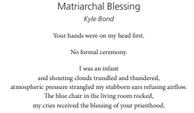 Matriarchal Blessing